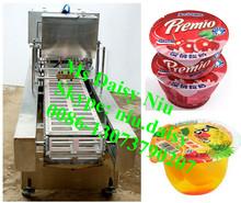 Otomatik peynir bardak dolum makinası/domates sos bardak paketleme makinesi/reçel şişe ambalaj makinesi