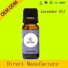Pure private label OEM Lavender Essential Oil therapeutic grade for aroma massage oil whole sale price