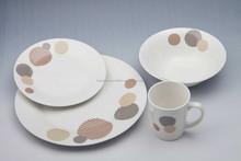 dinnerware set arabic , dinnerware set dark blue , dinnerware set fish design