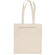 Fashion customized exporters cheap plain tote cotton bags