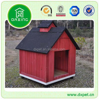 DXDH019 Wooden Pet House Dog Kennel