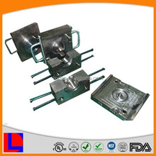 50#, P20 steel high quality precision inject rubber mold