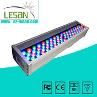Multi-row High Powr CREE 36W 72W Wall Washer outdoor long distance led spot light