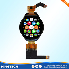 1.3 inch mipi dsi interface small round watch lcd display