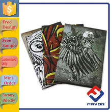 High quality 2015 decorative pattern hardcover notebook