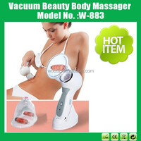 Women beauty slim equipemnt portable vacuum silicone cup massager products