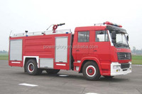 SINOTRUK HOWO WATER FOAM FIRE FIGHTING TRUCK 6*4