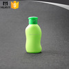 50ml flip cap plastic lotion mini shampoo bottle for baby