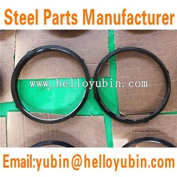 Customized stainless steel rotating metal shaft seals