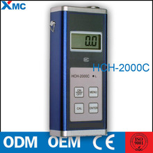 High precision and Large Testing Range Digital Portable Ultrasonic Thickness Meter thickness gauge uses