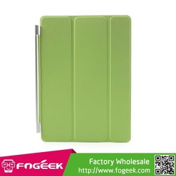 Fast Shipping for iPad Air Single Tri-fold Smart Front Leather Skin Cover w/ Stand