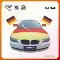 colored car flags for promotion