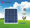 Moderate cost flexible solar panel 40w