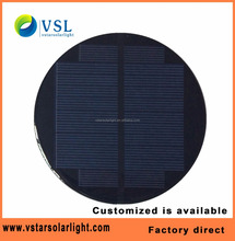 high quality polycrystalline 9V small power solar panel for electronics
