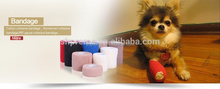 Pet products medical elastic cohesive bandage ISO13485/FDA approved