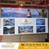 Advertising Snap Open DC12V LED Aluminum Light Frame LED Light Frame Display