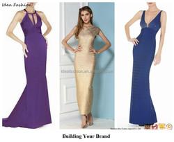 Wholesale 2015 cheap yellow long evening dresses,chiffon evening dress,sexy evening dress