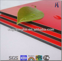 aluminium honey comb panels /6mm Alucobond