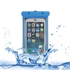 Universal Waterproof Bag Case for iPhone 6s Plus for Samsung Note 5 etc with wrist strap