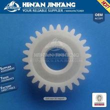 various precision double spur printer plastic/nylon gear manufacture