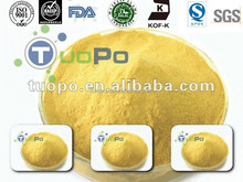 soluble yeast extract for human food and snacks