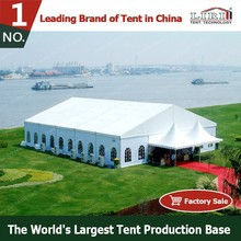 Big wedding party marquee tent for 500 people capacity in Nigeria