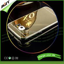 New design mirror phone case compatible with galaxy S6 edge mirror case for samsung s6 edge bumper case