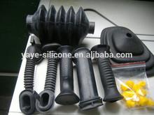 High temperature resistant silicone rubber