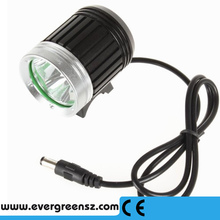 High-end rechargeable led cycle lights with 4000 Lumens