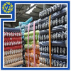 polyester cotton dyed woven fabric rolls down proof fabric
