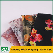 Famous Brand Useful wholesale polyester 210T printed taffeta fabric for garment