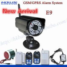porofessional wireless gsm intelligent home alarm system universal use--E9