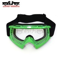 BJ-MG-001 Top sale clear lens motorcycle goggles fox racing motocross