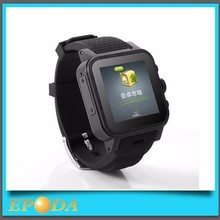 2015 Latest Waterproof Steel Smart Watch/ Metal Casing Android Smart Watch Phone