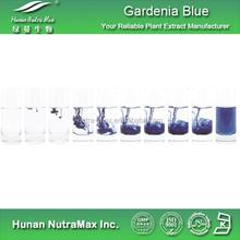 Top Quality Gardenia Blue Pigment,Gardenia Blue Powder Color,Gardenia Flower Blue