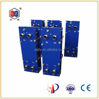 Water To Oil Heat Exchanger Price With Model M6B