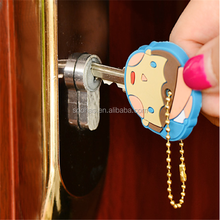 Promotionals Gift High Quality Portable Cartoon House Key Covers