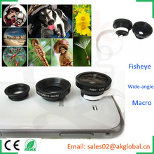 mobile phone accessories smart camera gadget lens kit for iphone samsung s6 htc one m8 other cellphones