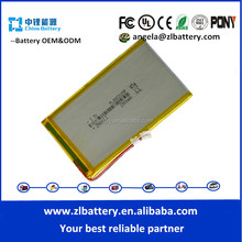 Li-polymer Type and 3.7V,3.7V lithium battery cells Nominal Voltage 25000mah lithium battery