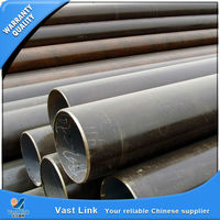 Professional schedule 40 steel pipe roughness for construction