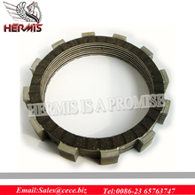 GN250 rubber Clutch Friction Disk for motorbike / China Supplier