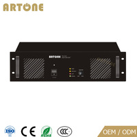 Public Address Brand name m audio professional sound standard max extreme high power pa power amplifier