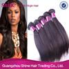 Guangzhou shine hair trading co., ltd best selling no shed , no tangle hair