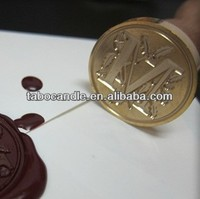 letter wax seal stamps