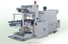 Shrink packing Film wrapping Packaging machine Tray packer Tray wrapper