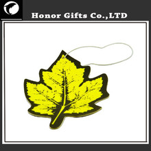 Most Popular Promotional Logo Customized For Car Paper Air Freshener