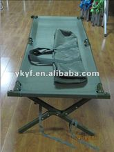 Heavy Duty Waterproof and Resistance Portable Army Cot