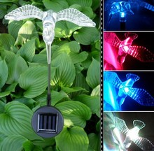 Best Selling Led Garden Solar Lights USA With Hummingbird