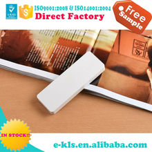 ultra- thin portable mobile power bank cell phone charger for 3000mah