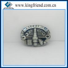 Personalized Mechanic Metal Belt Buckle